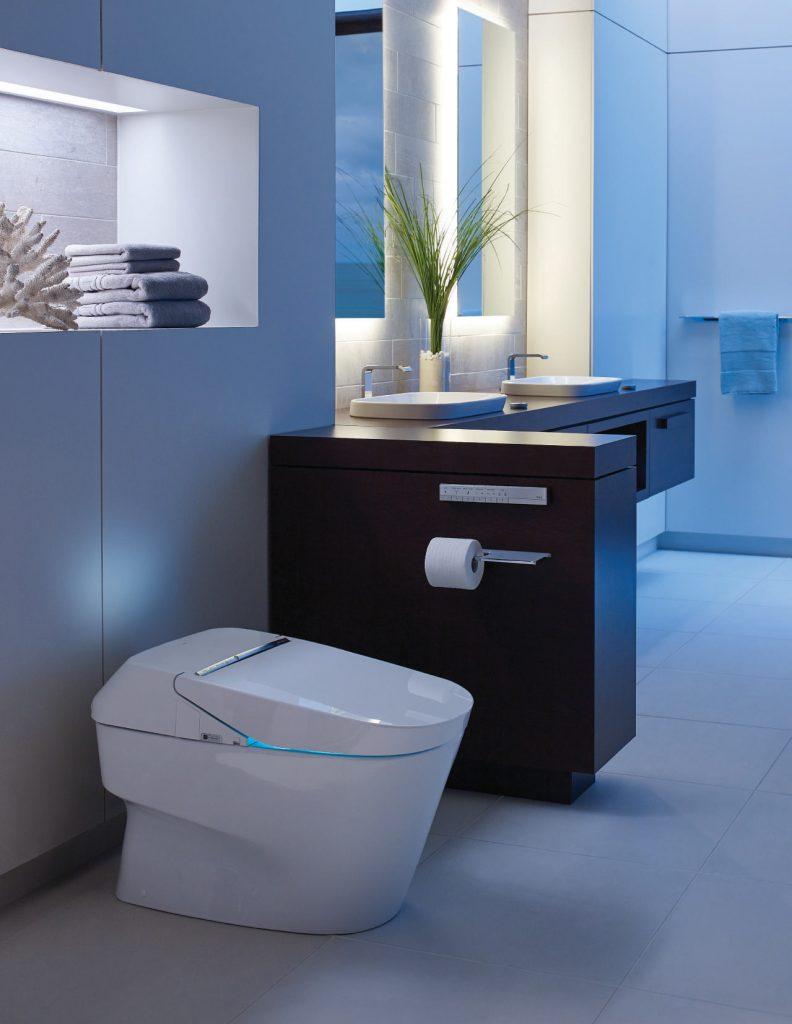 toto modern toilet
