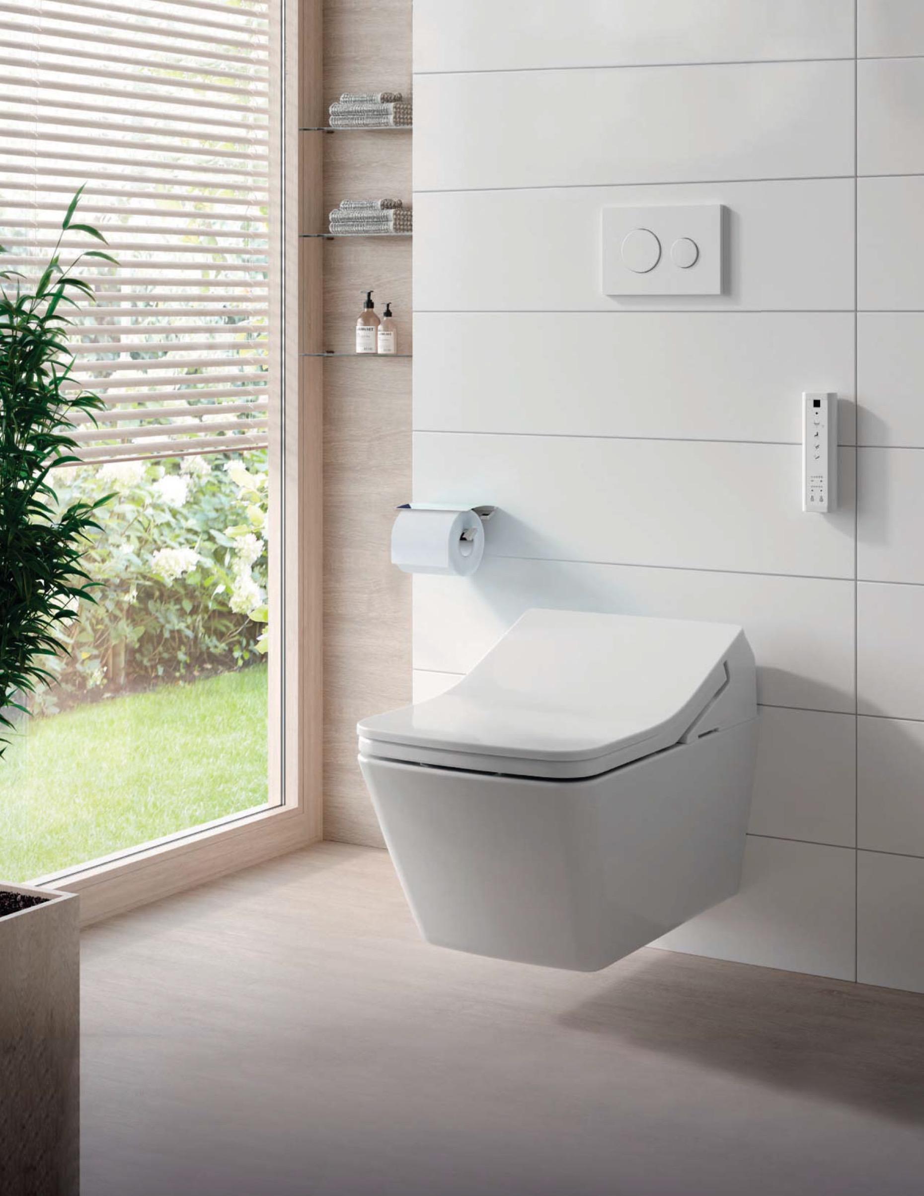toto toilet freestanding